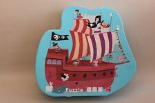 Puzzle Janod 36 Pièces - Bateau des pirates 40 x 50 cm - de 4 à 7 ans