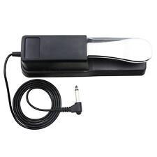 Sustain Pedal for Casio CTK-6250 CTK-7000 CTK-7200 LK-100 LK-160 LK-165 LK-175