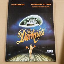 songbook THE DARKNESS permission to land, TAB
