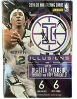 🏀 Panini Illusions - NBA 2019-20 - Blaster Box - Sealed - Exclusive Inserts 🏀