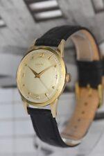 Zenith Vintage Armbanduhr Gold-FilledHandaufzug Kaliber 126-5 generalüberholt