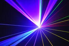RGB Laser System 600 mW ILDA