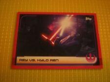 Kylo Ren Star Wars Trading Card Singles