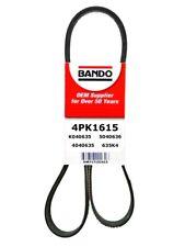 Serpentine Belt-Hybrid Bando 4PK1615 fits 2003 Honda Civic 1.3L-L4