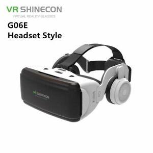 Original VR Virtual Reality 3D Glasses Box Stereo VR Google Cardboard Headset