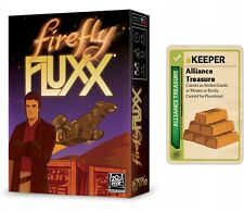 Firefly Fluxx w/ The Alliance Treasure Promo Card Game Looney Labs LOO-070