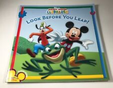 Mickey Mouse Clubhouse: Look Before You Leap! (Disney's Mickey Mouse Clubhouse)