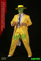 DARK TOYS 1/6 DTM001 MASK Deluxe Edition Funny Male Action Figure Collectible