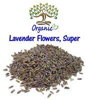 Organic Lavender flowers Super craft tea aromatherapy potpourri A+ scent&color
