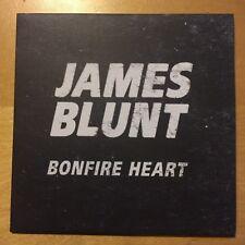 JAMES BLUNT Bonfire Heart 2013 UK 1-trk promo test CD