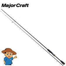 "Major Craft CROSTAGE CRX-S792UL Ultra Light 7'9"" spinning fishing rod"