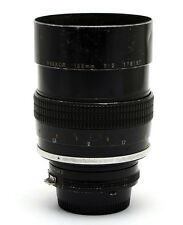 Nikon Nikkor 135mm f2 AI Manual Focus Lens   24316