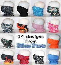 Bandane, sottocaschi e foulard passamontagna 100% poliestere per la guida di veicoli