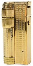 IMCO Classic Stylish Design Oil Lighter Super 6700P Brass Gold Color F/S Cool