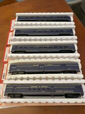 New ListingIhc Ho Scale Lot Of 5 Louisville And Nashville L&N Hummingbird Passenger Cars