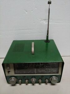 "HEATHKIT ""MOHICAN"" Short Wave RECEIVER MODEL GC-1A W/Antenna As-Found"