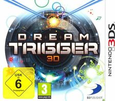 Nintendo 3ds Dream trigger 3d Arcade shooter multilingue hyeraktiv bande sonore