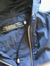 NUOVO: Giubbotto impermeabile uomo blu IMPERIAL MAN NEW RAINCOAT JACKET