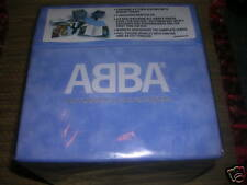 Abba - Complete Recordings Ltd. CD/DVD Box set rare OOP