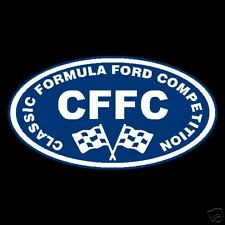 Classic Formula Ford Decals Stickers Rally Old Vintage