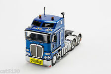 "Kenworth K200 Drake Truck Tractor - ""METALLIC BLUE"" - 1/50 - TWH #129A-01357"