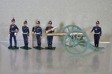 Kopie Modelle Patrick Campbell Britains Britische Infanterie Gunnery Team X 6 Mv