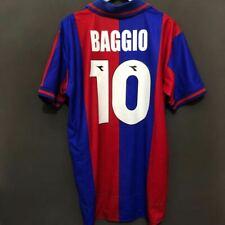Maglia Calcio BOLOGNA FC BAGGIO 1997 1998 DIADORA Football Shirt Trikot Jersey