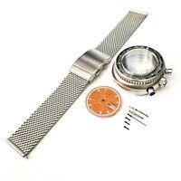 Chronographen Taucher Uhrengehäuse - ETA Valjoux 7750 Uhrenkit / Bausatz