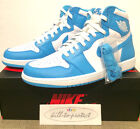 NIKE AIR JORDAN 1 OG UNC Sz UK US 7 8 9 10 11 12 Powder Blue 555088-117 QS 2015