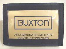 Men's Buxton Military ID Trifold Wallet