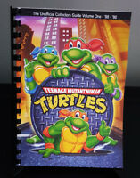 100% Unofficial Teenage Mutant Ninja Turtles/TMNT Collectors Guide - Volume 1