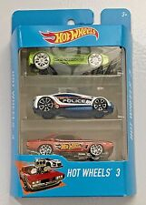 Hot Wheels 3 Car Gift Pack #K5904 1:64 scale Diecast