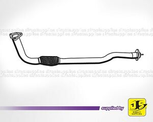 Land Rover Discovery TDi 2.5 1993-1998 Exhaust Pipe LR196