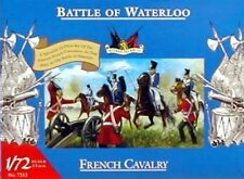 French Cavalry Battle of Waterloo Accurate Imex 1/72 25mm Plastic Soldiers 7212