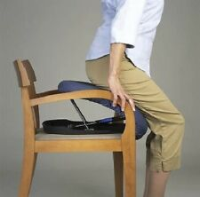 Portable Assisted Stand Up Lift Cushion Easy Rise Chair Disabled Mobility Seat