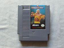 NES WrestleMania Nintendo Video Game Cartridge Only