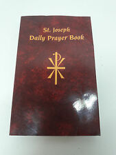 ST. Joseph Daily Prayer Book by Catholic Book Publishing Co. 1997