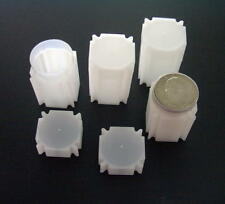 CoinSafe Square Coin Tubes for 1oz Silver Rounds <>  PVC FREE &  MADE IN USA