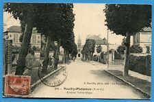 CPA: Neuilly-Plaisance - Avenue Victor-Hugo / 1913