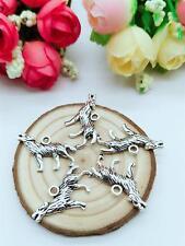 10pcs Jewelry Findings,Charms,Pendants, werewolf  Pendants Ornaments