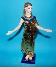 Franklin Mint Figurine ornament egyptian ' Selket'  goddess of magic 1st Quality