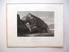 Tabbins Hole Rock (published May Ist, 1813)