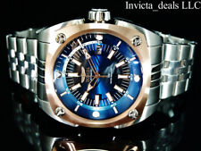 Invicta 32062 Reserve 48mm Blue Dial Automatic Silver Bracelet Watch