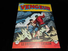 Vengeur 5 : Le courant du catalan Editions mars 1958