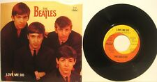 "Beatles ""Love Me Do"" 1982 Capitol 45rpm w/ Ps  NM Cond.Store Stock Unplayed"