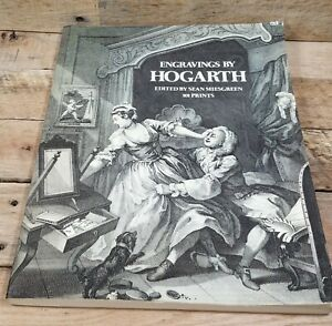 Engravings by Hogarth By Hogarth, William (Dover Fine Art, History of Art) Book