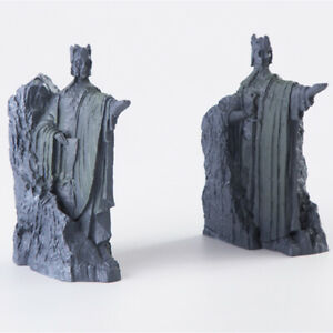 Movie Lord of the rings Gates of Gondor The Argonath Gate of Kings Bookends