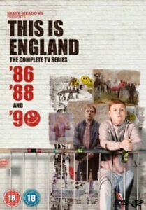 THIS IS ENGLAND 86 88 AND 90 - THE COMPLETE MINI SERIES DVD [UK] NEW DVD