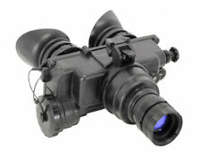 """AGM Pvs-7 3nl1 Night Vision Goggle Gen 3 """"level 1"""" With Headgear"""