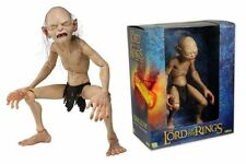 Figure Doll Gollum 1/4 Large Scale Lord of the Rings NECA NEW MIB Smeagol modle
